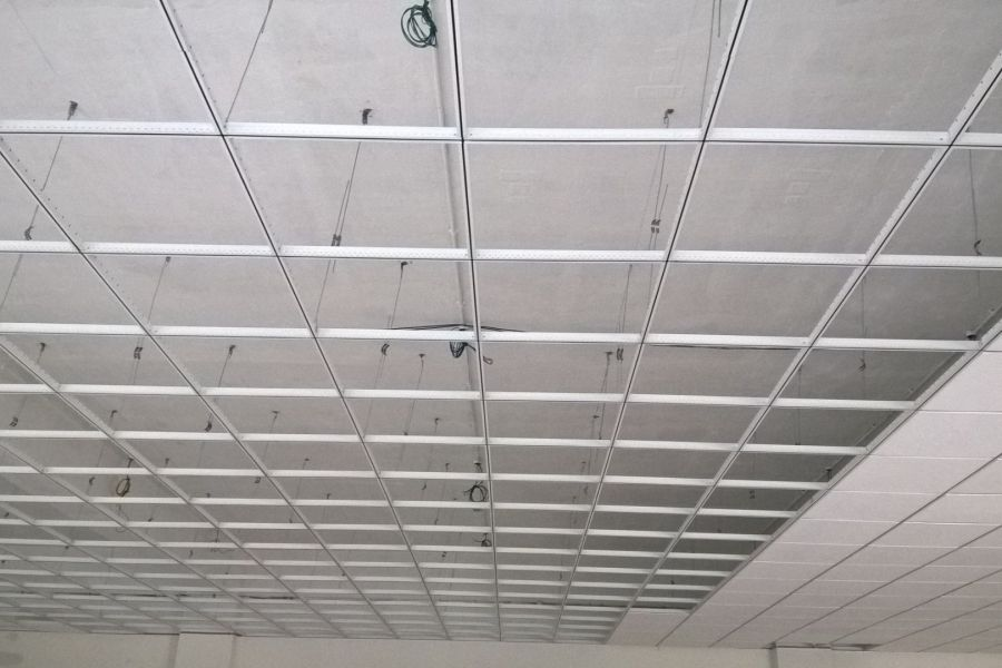 5091-roof drywall